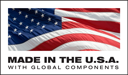 Made in the USA - With Global Components