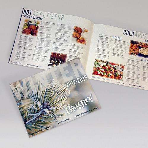Biagio! Winter Catering Catalog