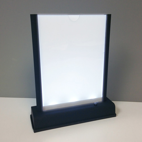 Lighted Table Stand