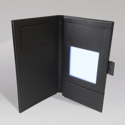 Lighted Check Presenter